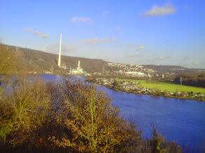 Photo: Cuno-Kraftwerk, Nacken (Höhe bei Herdecke) und Baukey.