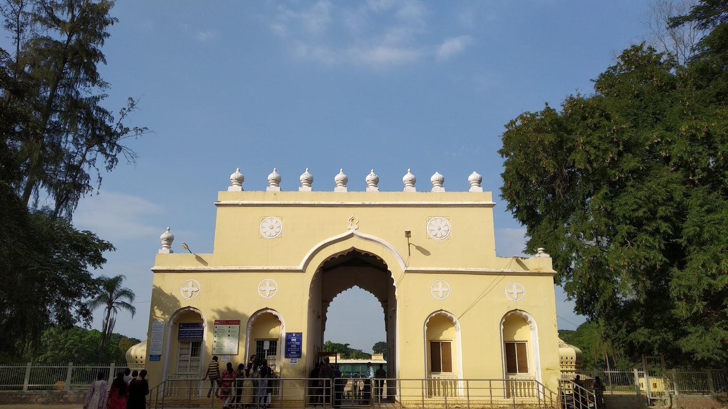 Daria Daulat Bagh Entrance