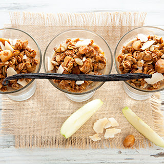 Apple Pie Chia Pudding – Super Food Breakfast