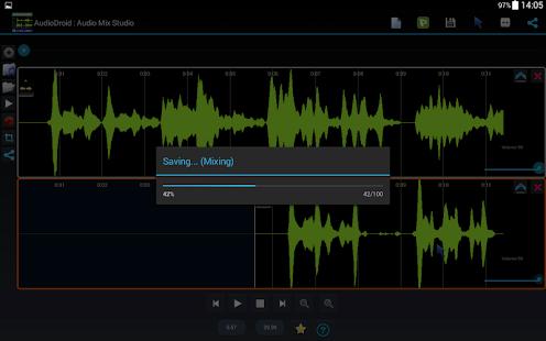 AudioDroid : Audio Mix Studio 12