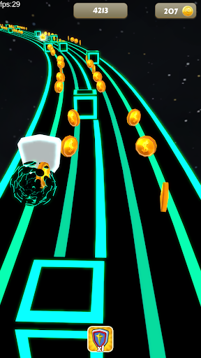 Space Rush - screenshot