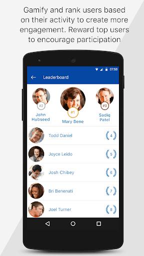 hubEngage - Employee App screenshot 5