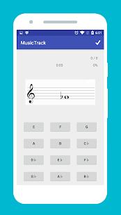 Music Notes Quiz screenshot 2