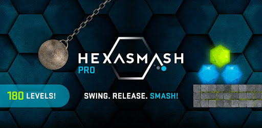Игры Hexasmash Pro - Wrecking Ball Physics Puzzle для Android / ПК screenshot