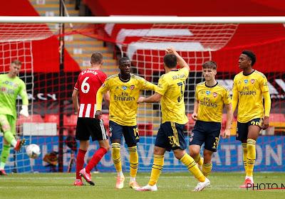 🎥 FA Cup : Arsenal file de justesse en demies