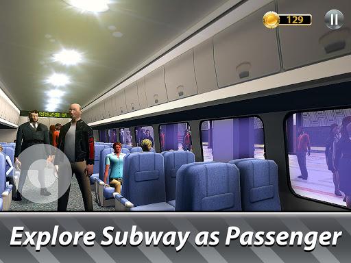 Moscow Subway Driving Simulator 1.3 screenshots 7