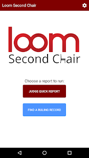 Second Chair- screenshot thumbnail