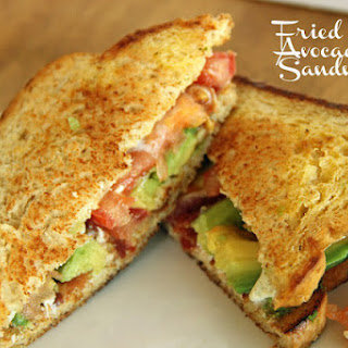 Fried Egg and Avocado Sandwiches