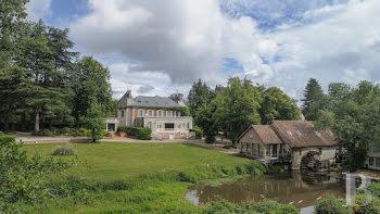 château à Lamotte-Beuvron (41)
