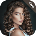 Magic Hairstyle Free icon