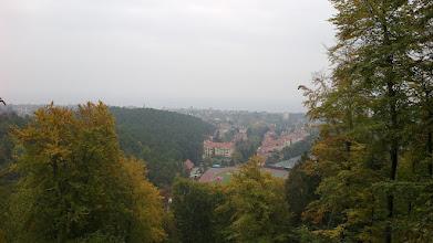Photo: I to Sopot ale z Zajęczego Wzgórza