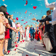 Wedding photographer Andrey P (Plotonov). Photo of 14.11.2016
