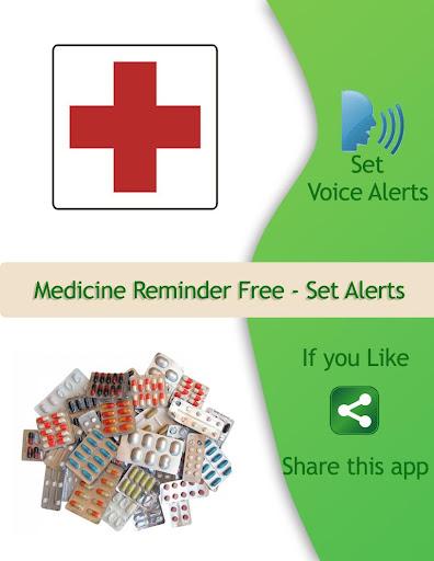 Medicine Reminder Free