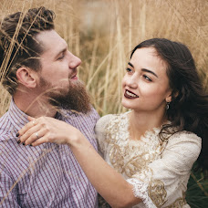 Wedding photographer Aleksandra Amenina (venyamenina). Photo of 05.10.2017