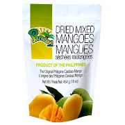 Dried Mixed Mango