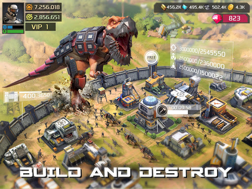 Dino War: Rise of Beasts 2.1.0 androidappsheaven.com 2