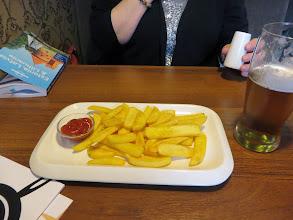 Photo: Fries