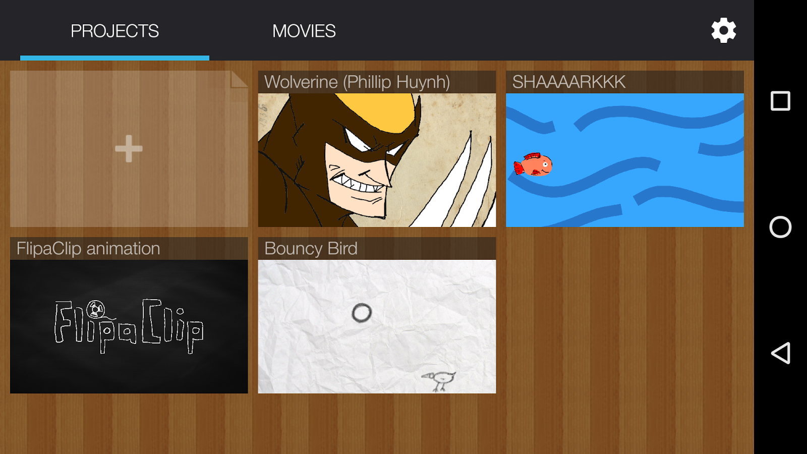 FlipaClip - Cartoon animation- screenshot