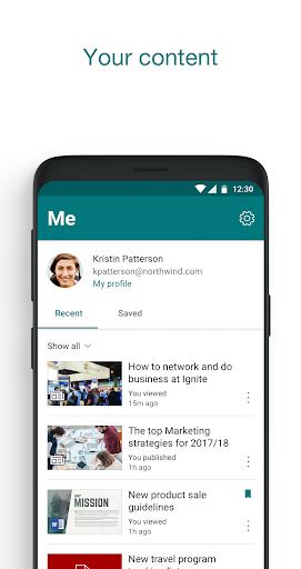 SharePoint screenshot 4