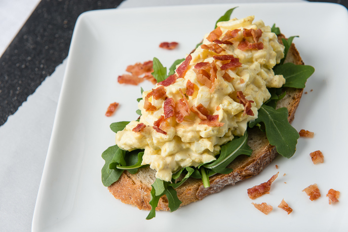 Leftover Easter Eggs? Make this Classic Egg Salad from Everyday Good Thinking, the official blog of @HamiltonBeach - everydaygoodthinking.com