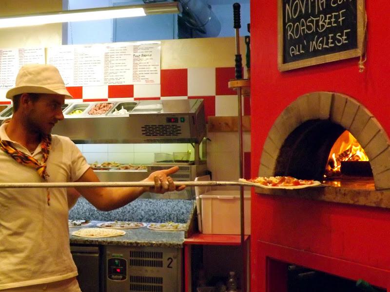 La pizza di Isabella Moro