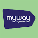 MyWay by Metro icon