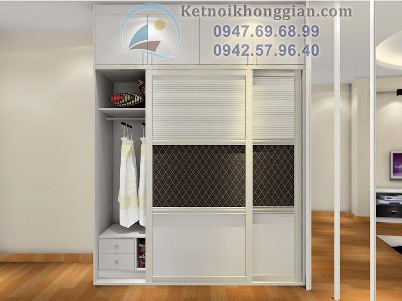 thiết kế phòng ngủ cá tính