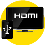 HDMI Connector (mhl/hdmi/usb ScreenMirroring) 103