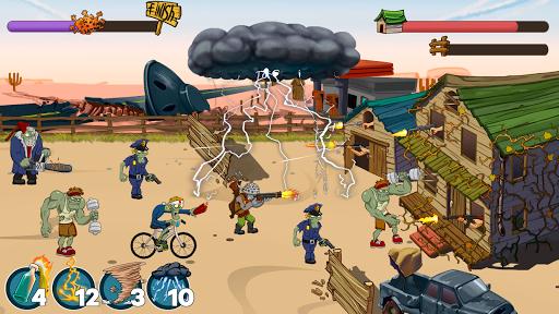 Zombies Ranch. Zombie shooting games screenshots 3