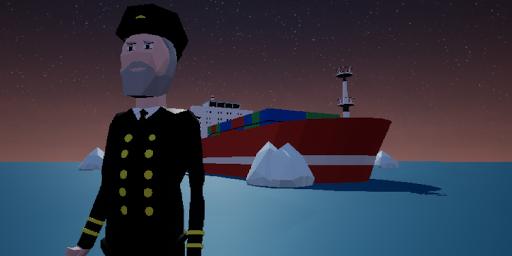 Captain IceBerg screenshot 1
