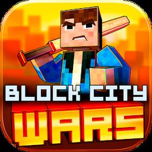 Download Block City Wars v4.3.1 APK + DATA Obb - Jogos Android
