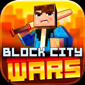 Block City Wars Icon do Jogo