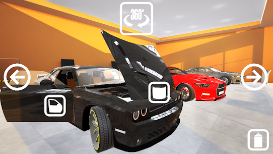 Muscle Car Simulator Mod Apk Download For Android and Iphone 8