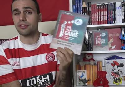 """Romain Molina présente un """"autre"""" football dans son dernier livre : """"Oui, le foot reste """"The Beautiful Game"""""""