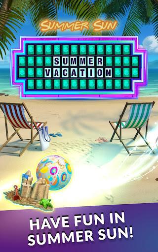 Wheel of Fortune Free Play Screenshot