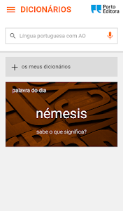 Dicionário Porto Editora 1.1.16