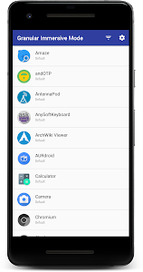 Granular Immersive Mode 0 2 2 (Paid) APK for Android