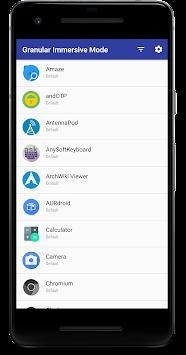 Gmd immersive pro key apk download