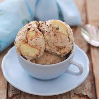 Tiramisu Ice Cream (No Machine).