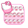 Cat Cupcake Keyboard Theme apk