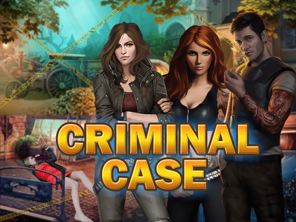 Criminal Case v2.18 Apk