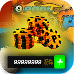 Coins For 8Ball Pool Prank