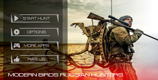 Modern Birds: Russian Hunter