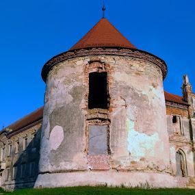 Bánffy Castle, Bontida, Romania by Alexandru Lupulescu - Buildings & Architecture Decaying & Abandoned ( fortress, bontida, castle, romania, decaying castle )