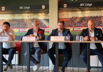 Gaëtan Englebert a dévoilé les ambitions du FC Liège pour la saison à venir