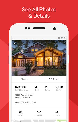 Redfin Real Estate 236.1 screenshots 2
