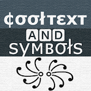Cool text, symbols, letters, emojis, nicknames‏