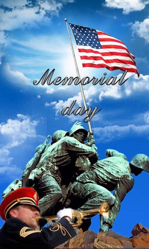 Memorial Day Live Wallpaper