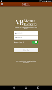 MB Mobile for Tablet- screenshot thumbnail