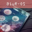 BluR-OS for KLWP icon